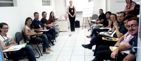 Curso In Company inicia na Empresa Paquetá