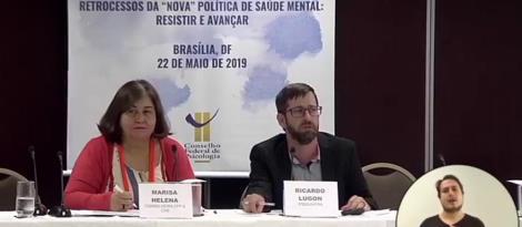 Professor da Faculdade IENH compõe mesa da Conferência Livre sobre Saúde Mental