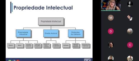Propriedade Intelectual é tema de aula aberta na Faculdade IENH